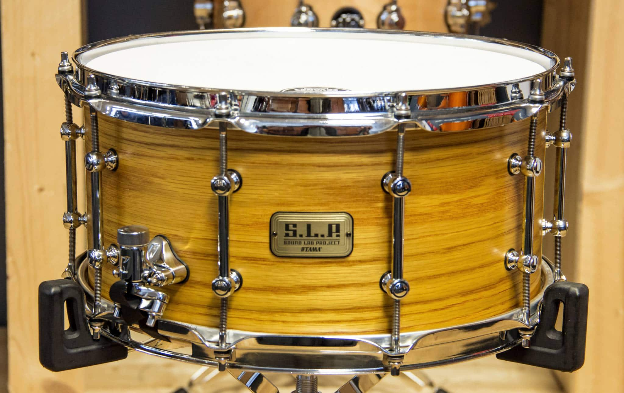 Tama LBO147-MTO Limited Edition Sound Lab Project (S.L.P.) snaredrum