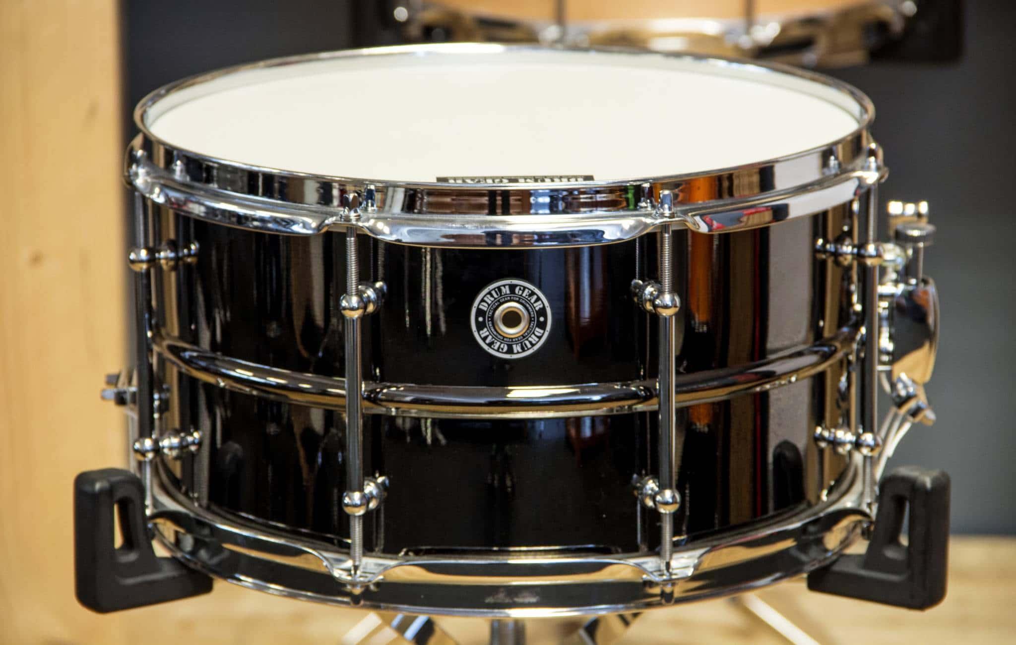 Drum Gear DGS B1370 SnareWorks MKII Brass snaredrum