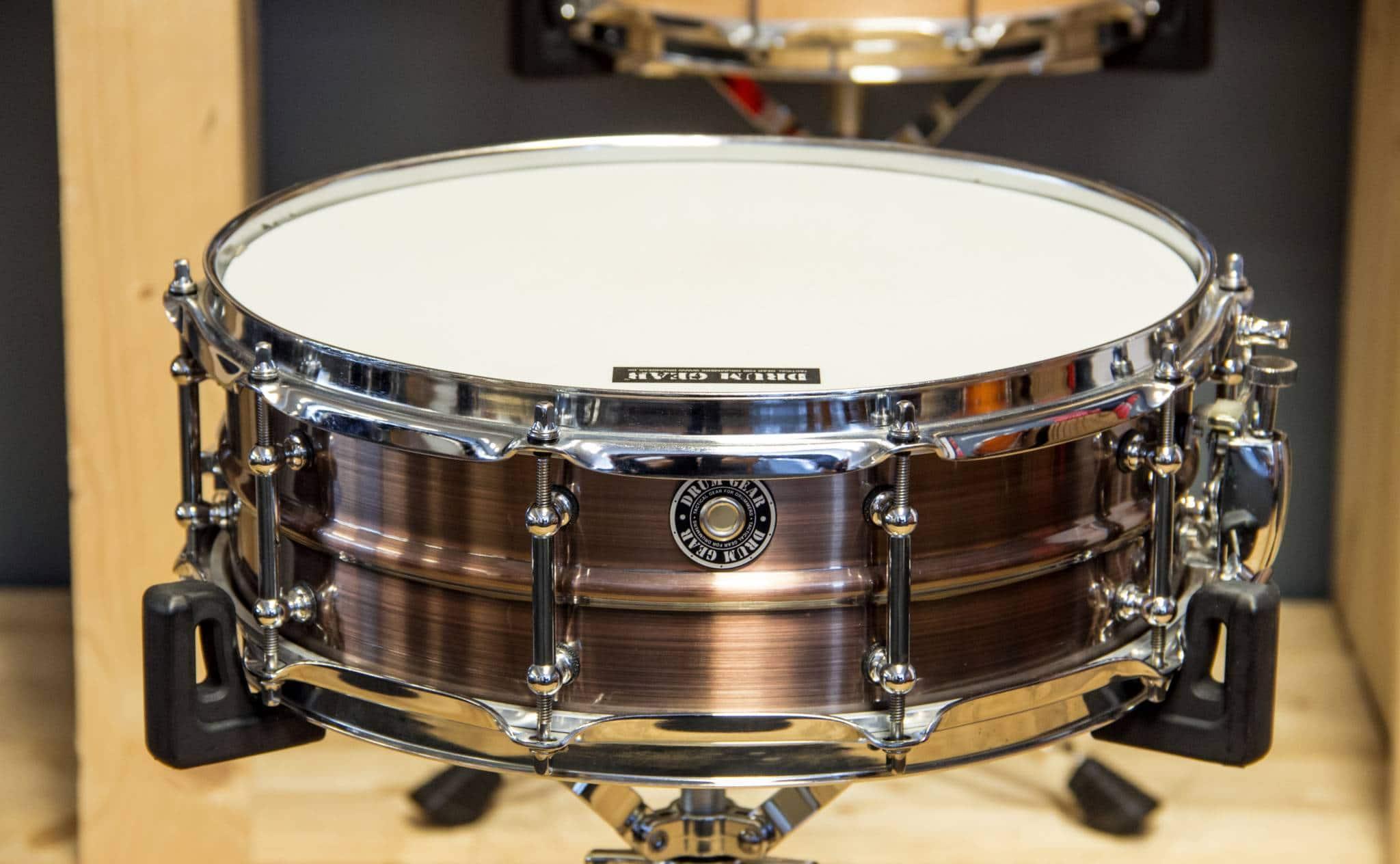 Drum Gear DGS BZ1450 SnareWorks MKII Bronze snaredrum