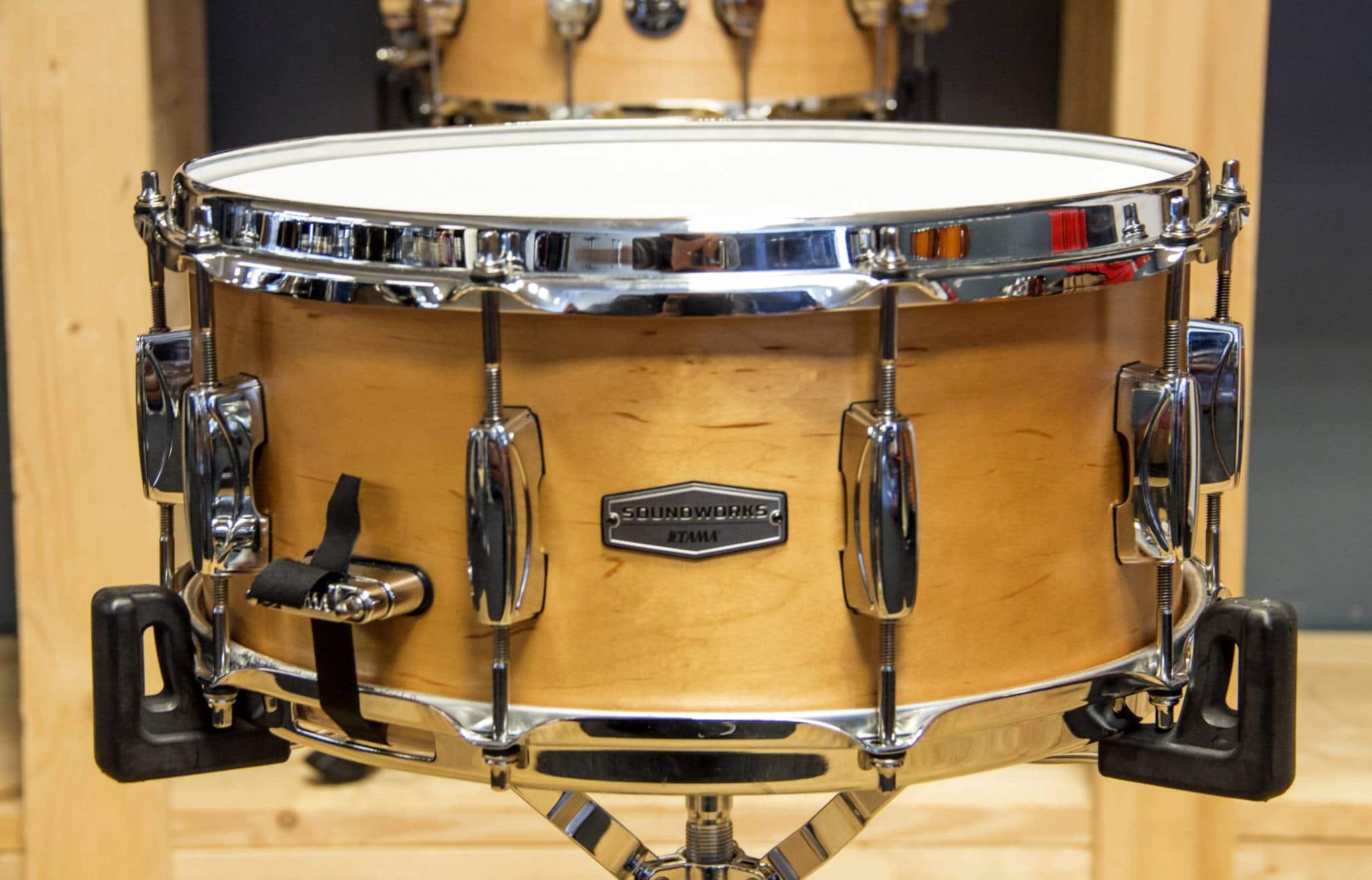 Tama DMP1465 Soundworks Maple snaredrum