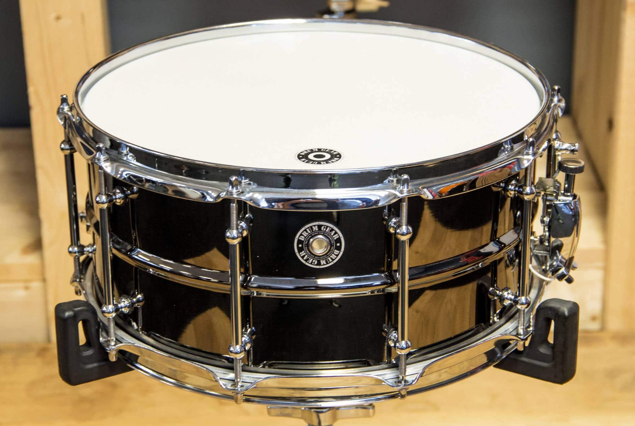 Drum Gear DGS B1465 SnareWorks MKII Brass snaredrum
