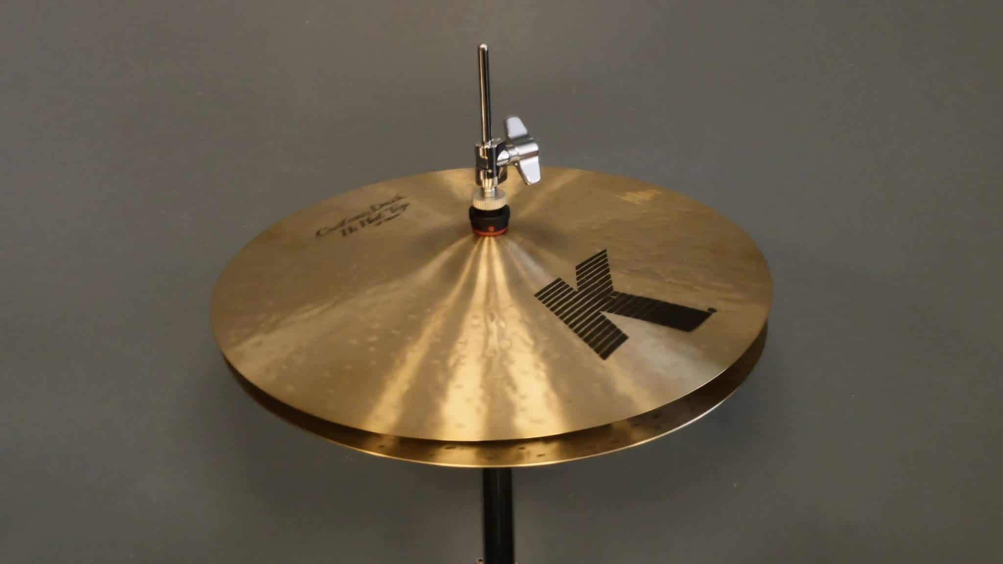 Zildjian K-custom hi-hat