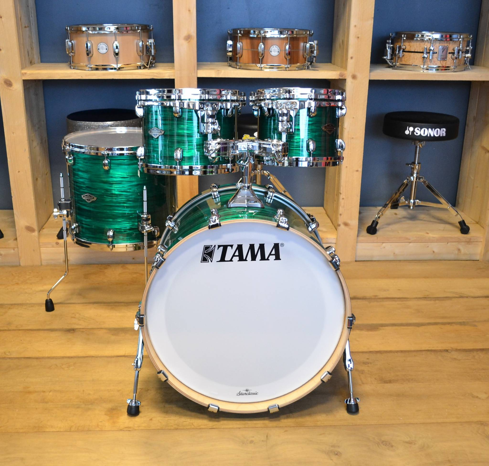 Tama Starclassic Walnut Birch